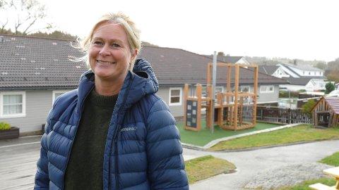 Daglig leder: Hilde Habbestad er utdannet barnehagelærer og har vært ansatt siden 1994.