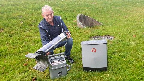 Avansert rottefelle: Anticimex har ved bruk av sin teknologiske og giftfrie SMART-feller tatt rotta på over 12000 rotter i Stavanger kommune de siste to årene.