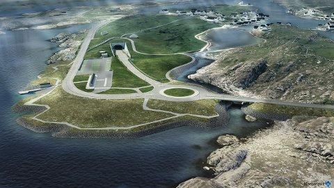 Den store Rogfast-kontrakten for bygging av vei og tunnel til Kvitsøy lyses ut før sommerferien.