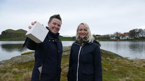 Nytt formidlingsopplegg: Inger Lise Rettedal (t.v.) og Tina Nådland ser fram til å starte det nye formidlingsopplegget for elever, som trer i kraft i mai/juni.