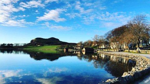Under årets Gladmatfestival i Stavanger sentrum inviteres det til en pause fra byens kjas og mas til Utstein.