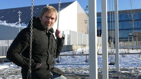 Petter Hagen, kommunalsjef for oppvekst i Randaberg kommune.