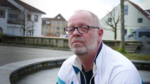 På vei tilbake: Gunnar Horpestad Jacobsen har savnet det å jobbe. Nå får han endelig muligheten.