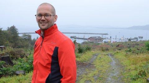 Miljøpolitiker: Alexander Rügert-Raustein i Miljøpartiet De Grønne (MDG) i Randaberg og  Rogaland.