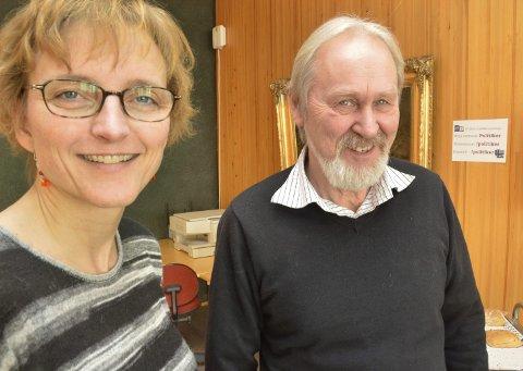 Nye Modumheimen: Generell prisøkning og endringer i byggeprosjektet, gjør at rådmann Aud Norunn Strand og ordfører Terje Bråthen ikke er bekymret for at prisen på Nye Modumheimen har økt med 40 millioner kroner siden 2013.