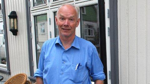 Kritisk til salg: En oppgitt Lundteigen (Sp) krever planene om salg av Øvre Eiker Energi AS må behandles åpent og ikke bak lukkede dører.