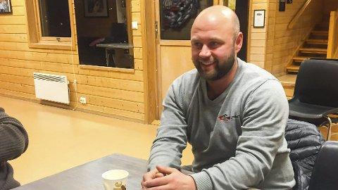 NY «SJEF»: Thomas Juvet tar over som trener i Sigdal FK, som gjør «comeback» i seriesystemet i 2018.Foto: Privat