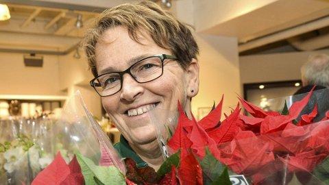 POSITIVT SVAR: Kjersti Trøstheim hos Mester Grønn kan smile etter positivt vedtak for nybygg fra Modum kommune.