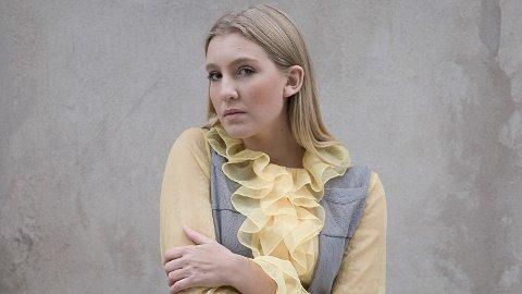 DEBUTSINGEL: Vårin Strand fra Hokksund gleder seg til å vise hva hun kan med debutsingelen «Pull Me Up».