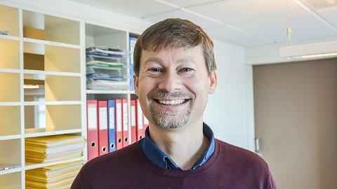 JAKTER PÅ KOMPETANSE; – Vi er på jakt etter en ny plansjef i Sigdal kommune og håper mange vil søke på stillingen, sier teknisk sjef Kjell Ove Hovde.