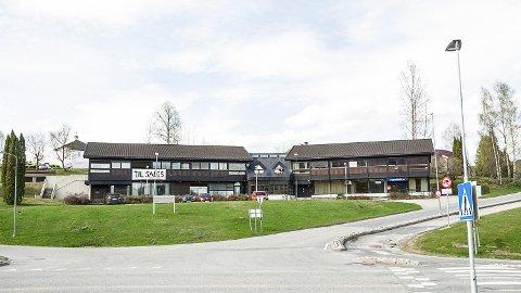 NAVNEKONKURRANSE: Sigdal kommune har kjøpt «Bankbygget» i Prestfoss, og de ønsker nå forslag til hva bygget skal hete.