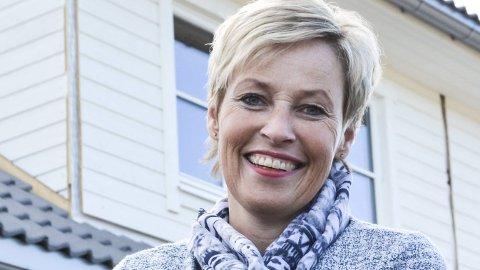 KOMMER: Ordfører Tine Norman skal snakke om Sigdal mot 2030.