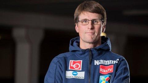 VENTER I SPENNING: Arrangementssjef for hopplandslaget Ståle Villumstad.
