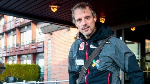 LETTERE OPPGITT: Alexander Stöckl er skuffet over situasjonen Vikersund har havnet i.
