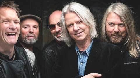 TOPPARTISTER: Hellbillies – et av Norges aller mest suksessrike band, er blant trekkplastrene under Tempelfestivalen 2019, som går av stabelen på Tempelseter 16. og 17. august neste år.