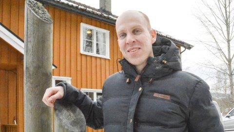 Øker kraftig: – Det er krevende å måtte øke avløpsgebyrene så kraftig som vi må de neste fem årene, men det er dessverre nødvendig, sier teknisk sjef Roy André Midtgård i Krødsherad kommune.