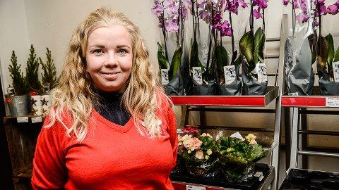SKOLE: Lise Skinnes fra Krøderen, er klar på at hun ønsker to skoler i Krødsherad også i framtiden.