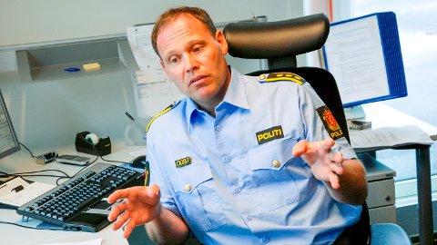 MISTER JOBBEN: I løpet av året kan ikke lenger Terje Hoch-Nielsen kalle seg lensmann i Modum.