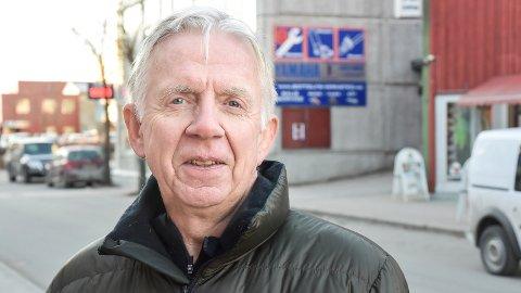 GODE SØKERE: Ole Brunes er fornøyd med antall og kvaliteten på søkerne til stillingen som næringsutvikler.