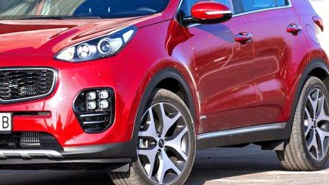 VINNER: Kia går til topps i Forbrukerrådets nye bilgaranti-undersøkelse. Flere av konkurrentene har blitt bedre, men det koreanske merket holder stand.