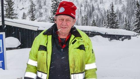 HYTTETOMTER: Helje Medalen har, sammen med Hans Kristian Medalen og Kristian Tunhøvd Medalen, per i dag 70 hyttetomter for salg på Haglebu.