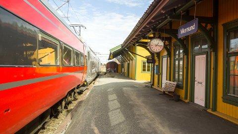 SA JA TIL TOG: Fylkestinget vedtok torsdag å be Jernbanedirektoratet ta grep, og gjøre Randsfjordbanen til ryggraden i det framtidige kollektivtilbudet mellom Hokksund og Hønefoss.