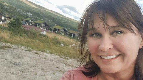 KLAR: – I disse fantastisk vakre omgivelsene drar vi i gang Norges nye fjellfestival, Tempelfestivalen, og jeg gleder meg stort til å ta imot alle gjestene, sier festivalsjef Anne-Ki Magraff en uke før.