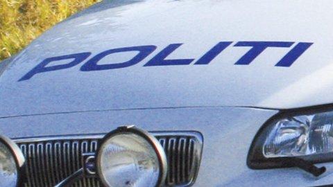 Kontrollerte: Politiet tok moingen i fartskontroll på rv. 35.