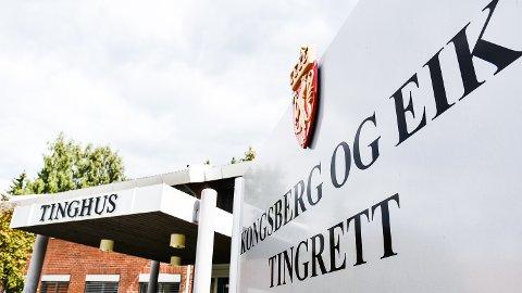 Kongsberg og Eiker tingrett.