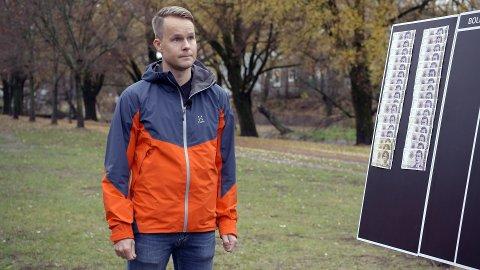 STOR GJELD: Ole-Alexander Walseth meldte seg på Luksusfellen for å få kontroll på økonomien.