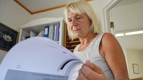 OVERVEKT: - Kosthold og aktivitet er avgjørende for å ungå overvekt, og når tallene fra folkehelsinstituttet viser at 31 prosent av kommunens 17-åringer er overvektige, må vi øke fokuset på dette i tiden som kommer, sier ledende helsesøster i Sigdal, Gunhild Aaby Albjerk.