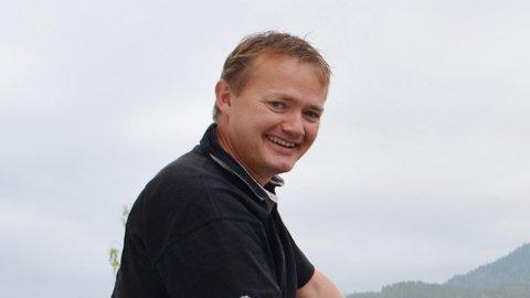 ALG: Frode Borge går for fire nye år for FrP i kommunestyret.