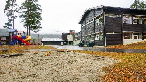 TO SKOLER: Noresund skole skal, som Krøderen, erstattes med nytt bygg – hvis Ap får flertall også i kommunestyret om en uke.