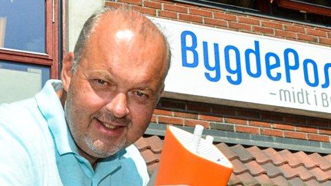 Redaktør Knut Bråthen.