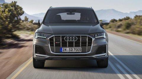 Kommende Audi SQ7 beholder beistet av en dieselmotor, som leverer 435 hk og 900 Nm.