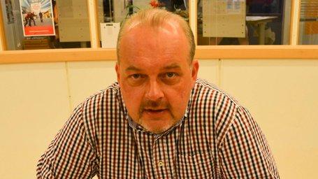 Knut Bråthen, redaktør og daglig leder i Bygdeposten.