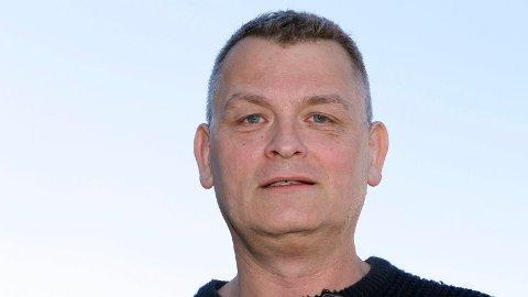 FAMILIEPOLITIKK: Da Kjell Erland Grønbeck ble far første gang, ble han bevisst på familiepolitikk, og kontantstøtten gjorde at han engasjerte seg i KrF