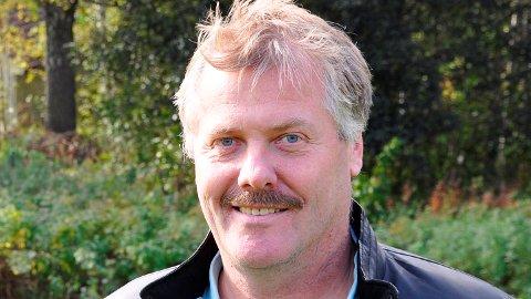 ORDFØRERKANDIDAT: Jon Hovland er Høyres ordførerkandidat i Modum. Hans politiske forbilde er Kåre Willoch.                                                                                                                                                   ARKIVFOTO