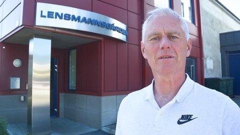 SKUFFET: Arbeiderpartiordfører og tidligere politimann, Ståle Versland er skuffet etter at kolleger hadde møte med justisminister Jøran Kallmyr (FrP) om politireformen denne uken.