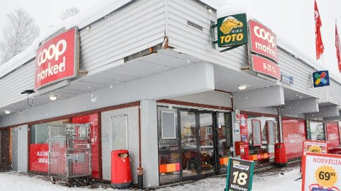 KRØDEREN: Coop planlegger å bygge ny butikk på Krøderen, og søker nå kommunen om plass til en midlertidig butikk under byggeperioden.