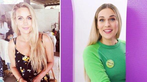 KJENDIS: Matilde Solbakken har figurert som «Camilla» i utallige Kiwi-reklamer de siste årene.