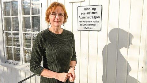 SA NEI TIL FORLIK: Rådmann i Modum, Aud Norunn Strand bekrefter at de mente at det var viktig med en rettslig avgjørelse i denne saken og at de derfor takket nei til tilbudet om forlik.