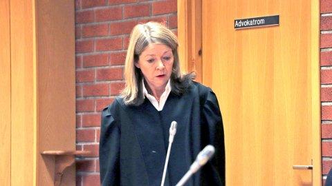 SOM VENTET: Advokat Inge Marie Sunde mener utfallet er som ventet. Ankeutvalget i Høyesterett hadde ikke noe annet valg når saken først kom på deres bord.