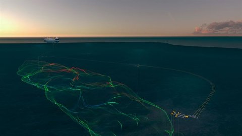"""NY KONTRAKT I BOKS: Aker Solutions har fått det som betegnes som en """"betydelig kontrakt"""" knyttet til Kobra East & Gekko-feltet i Nordsjøen. Oppdragsgiver er Aker BP."""