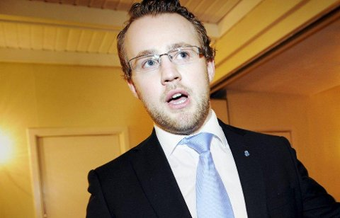 UENIG: Lavrans Kierulf synes kirken er for politisk, og for langt ute på venstresiden.