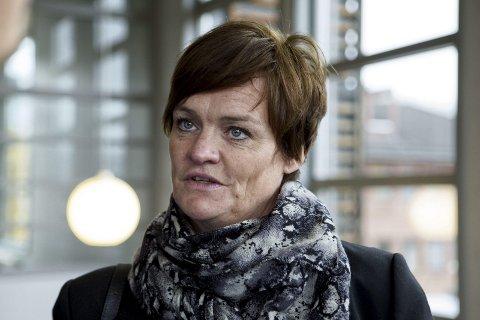 SKREV KRONIKK: Advokat Mette Yvonne Larsen skrev kronikk om saken, noe advokat Klomsæt reagerer sterkt på.