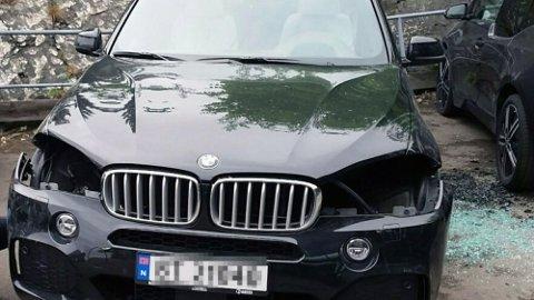 TATT: To personer er tatt for en rekke BMW-brekk i distriktet i det siste.