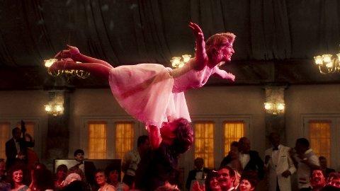 ARMSTYRKE: Med flest kvinner i salen spørs det om det blir nok menn på Union til å utføre det umiskjennelige løftet fra Dirty Dancing-filmen.