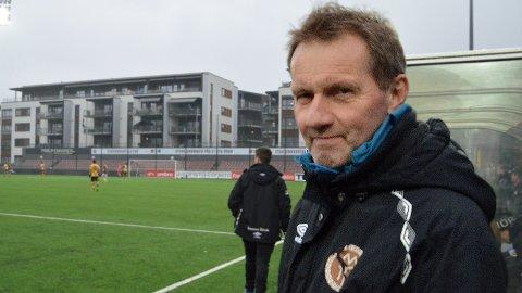 GIR SEG: Arne Marcussen, akademisjefen, har gitt beskjed om at han slutter i MIF.