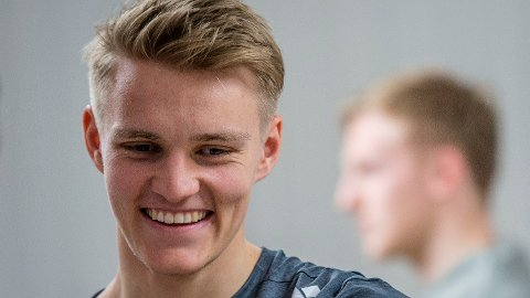 SKAL TA ET VALG: Det er mange som lurer på hvilke klubb Martin Ødegaard velger å spille for neste sesong.
